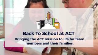 ACT Back to School Event thumbnail