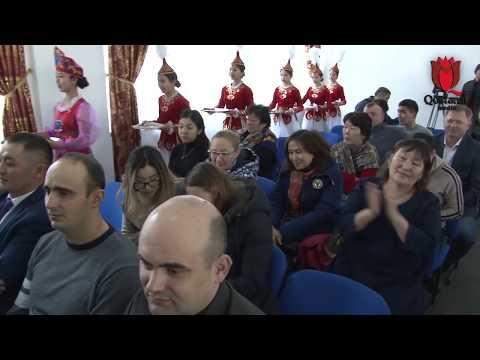 День сельхозработника в Наурзумском районе