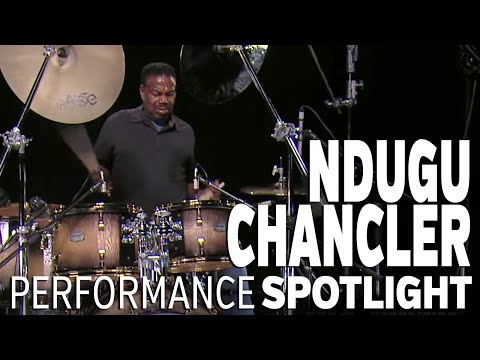 Performance Spotlight: Ndugu Chancler (part 1 of 2)