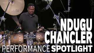 Performance Spotlight: Ndugu Chancler (part 1 of 2)