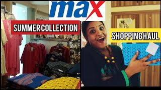2019Max summer collections and shopping haul || #mylifestylevlogs