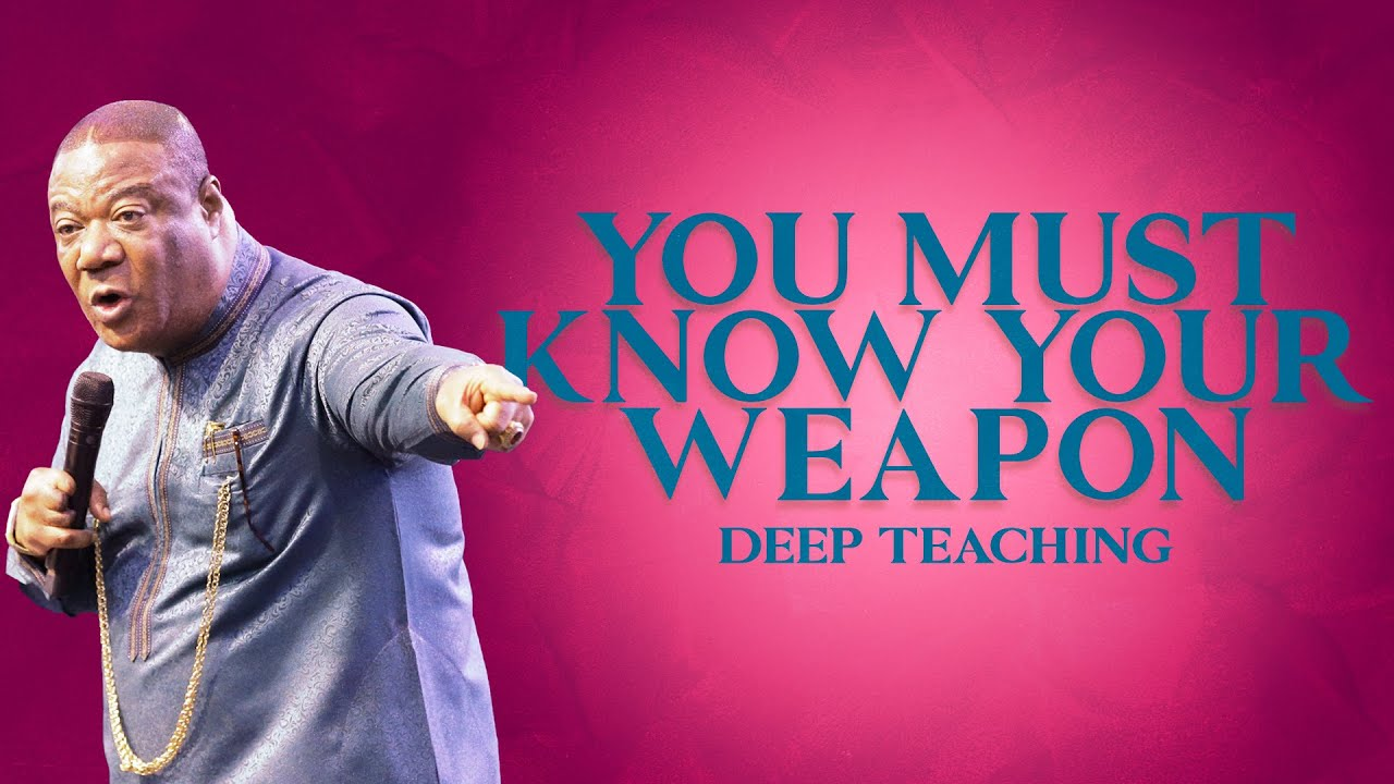 Download You Must Know Your Weapon | Archbishop N. Duncan-Williams