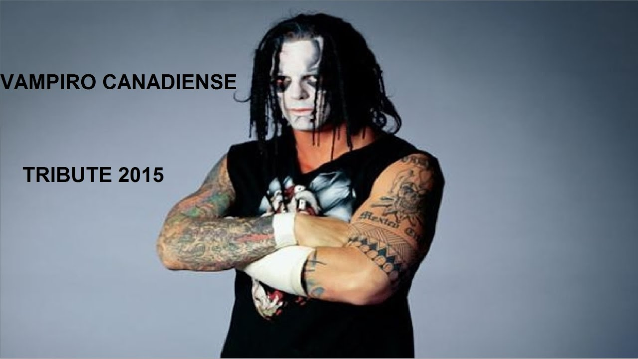 Vampiro Canadiense Tribute 2015 - YouTube