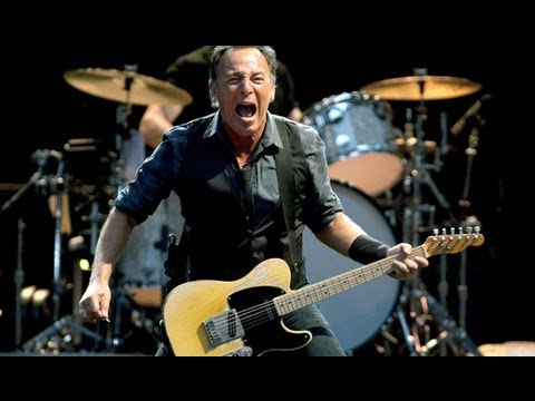 Bruce Springsteen - Live In Rome 2013 ( Full Concert )