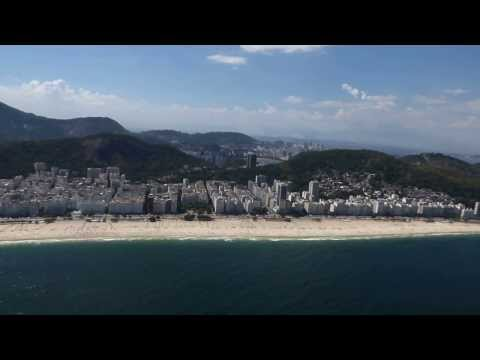 Helicopter Tour of Rio