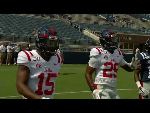 SpiritTV: Rebels Close Fall Camp With Dress Rehearsal