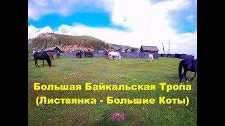 Июльская Сирень и красные саранки. Большая Байкальская Тропа (м. Листвянка - Большие Коты)