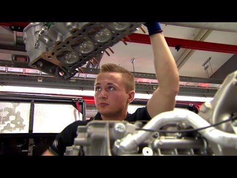 The Man Behind The AMG Engine - Mercedes-Benz Original