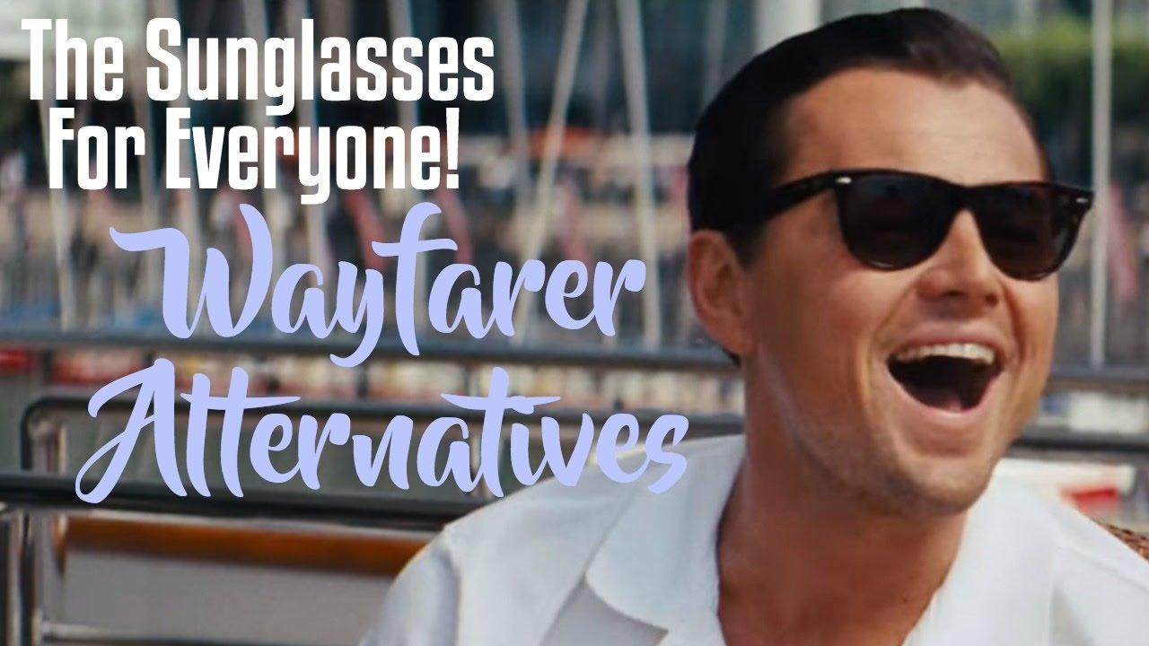 ray ban new wayfarer alternatives