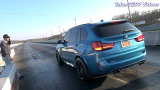 Tuned BMW X5M is a M3 Slayer! Dig & Roll