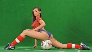 приколы и фэйлы женские виды спорта, футбол, мини футбол, угар