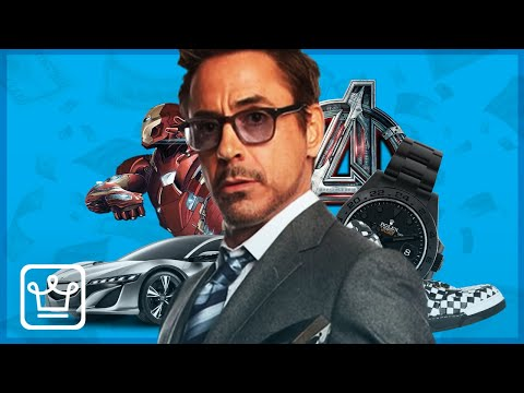15 CRAZY Expensive Things Robert Downey Jr OWNS