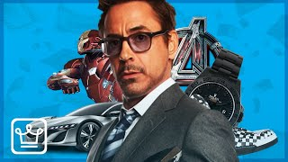 Gambar cover 15 CRAZY Expensive Things Robert Downey Jr OWNS