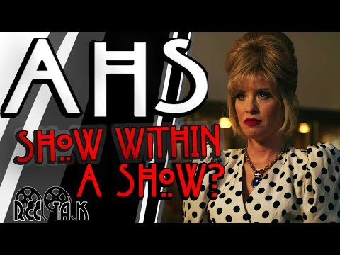 Is American Horror Story Just A Show Within A Show? AHS 1984 Theory!