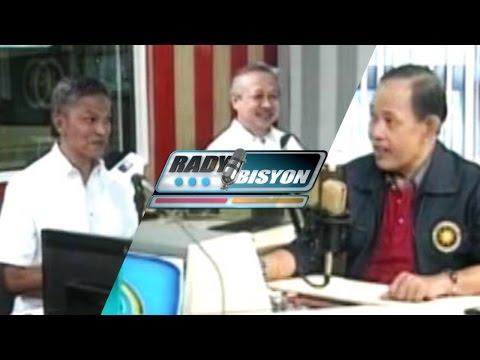 Guests: Capt. Ronald Enrile - Vice Chairman at Maximo Mejia Jr. (Episode 250) - [10|23|15]