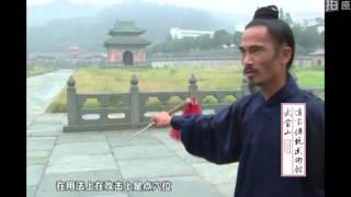 Wudang Taiji Sword Implementing Theory武当太极剑实战运用及技法讲解Master Yuan Xiu Gang