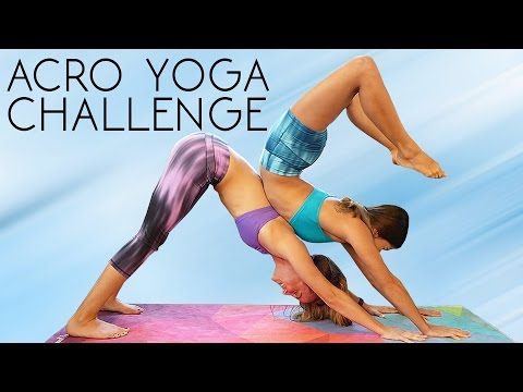 6 Yoga Challenges De-Mystified! Learn How to Acro | Beginners & Intermediate Flexibility