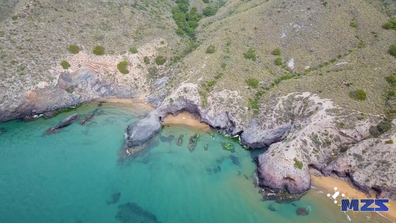 Playa de Calblanque, Cartagena