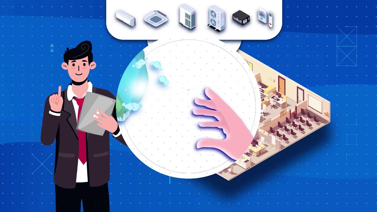 Bosch Global I AirSelect I Animation Film