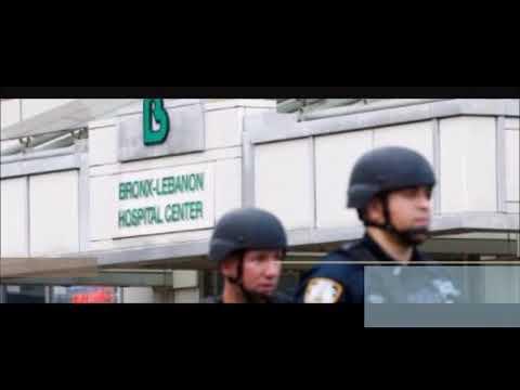 BREAKING Gunman' at New York university in Manhattan