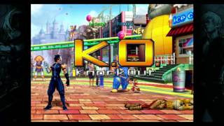 The king of fighters 02 UM (live Xbox live)
