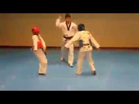 Taekwondo hài hước nhất