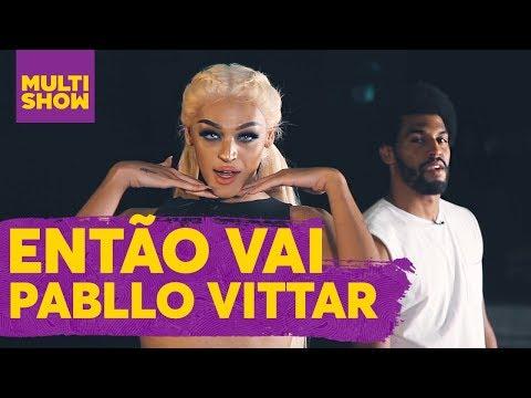 Coreografia de Então Vai | Pabllo Vittar | Dancing Queens | Música Multishow