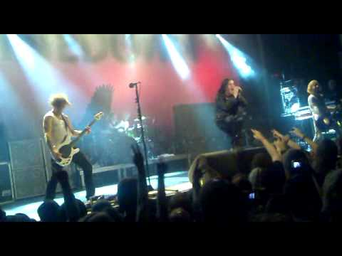 Shinedown - Cry for help (live at Melkweg, Amsterdam)