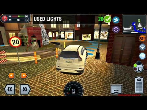 Car Driving School Simulator - SPORTY 4X4 Unlocked: Driving In ASPEN Android GamePlay FHD