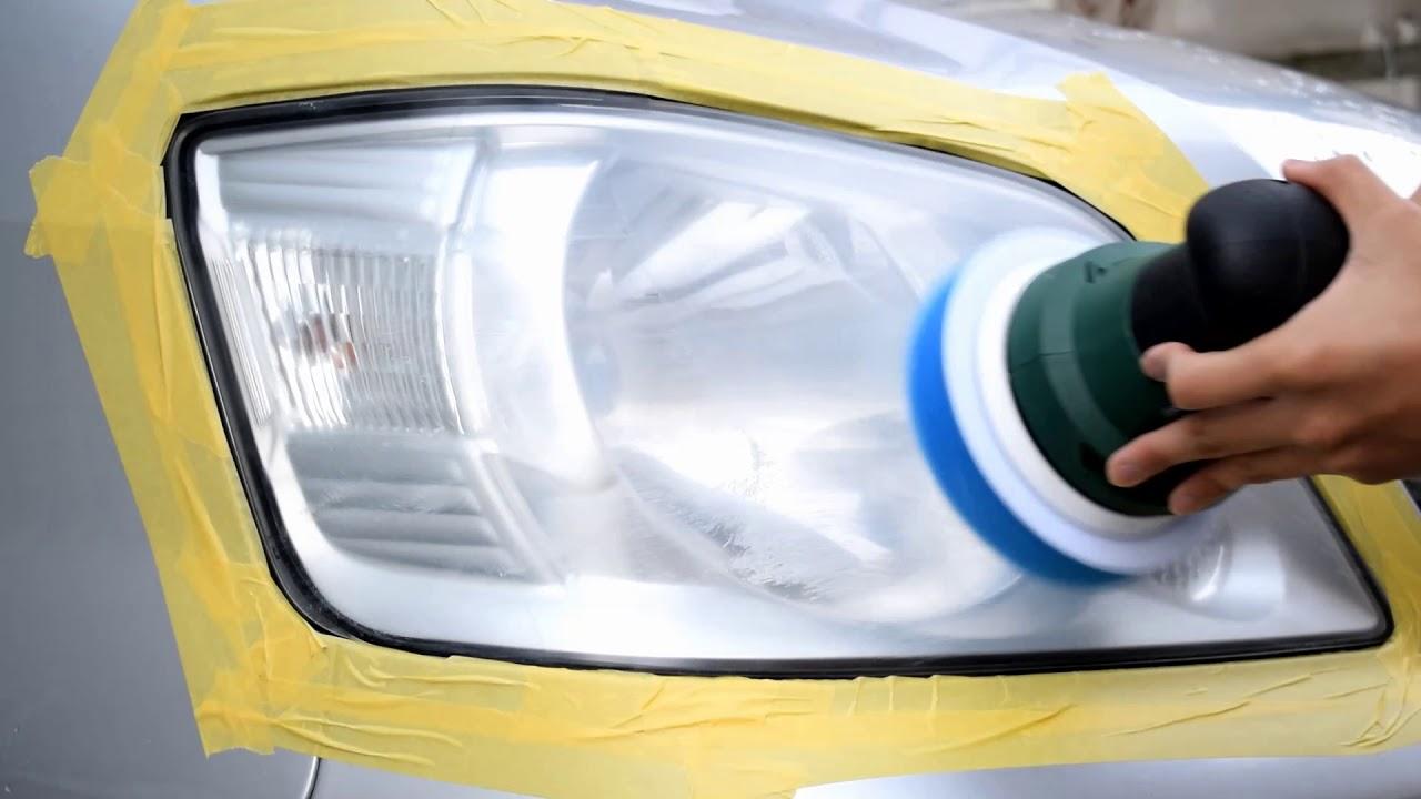3m ヘッド ライト コーティング