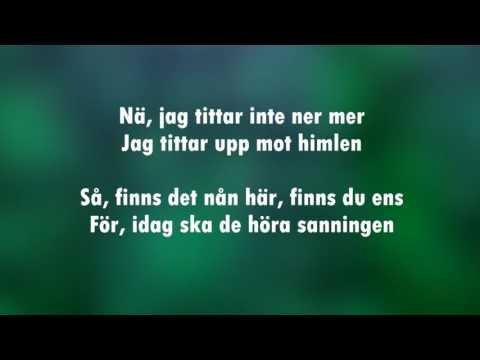 Laleh - Bara få va mig själv (karaoke - lyrics)