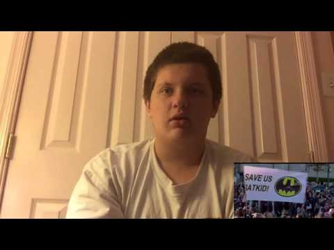 Batkid Begins Trailer Reaction by Gumps_Videos