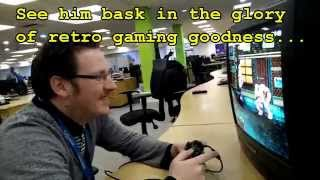 2 Minute Maker, Retro Gaming : Raspberry Pi Zero Console Emulator in a TV