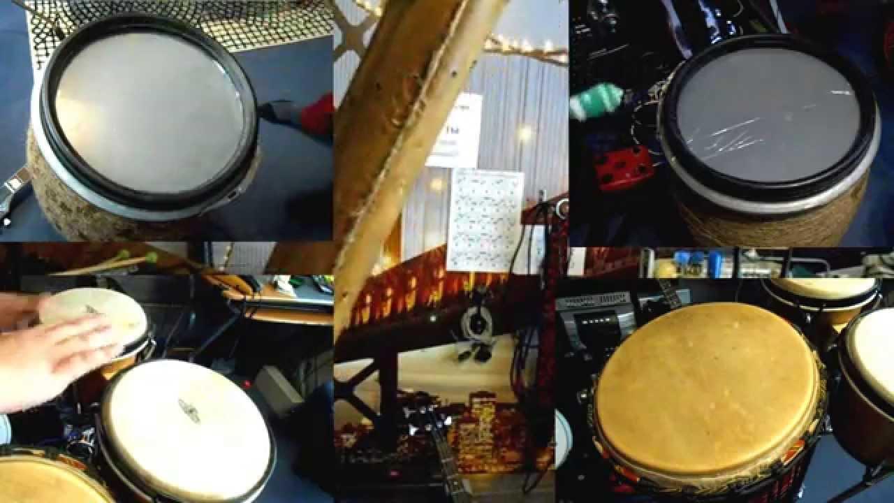 Барабаны своими руками в домашних условиях фото 8