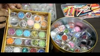 Storage & Organisation Ideas: Nail Polish & Nail Art!
