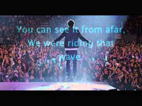 Calvin Harris Ft Example- We'll Be Coming Back With Lyrics