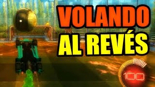 Rocket League | Tutorial para aprender a volar =D | Josemi