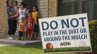 Toxic Levels Of Lead In Soil Of East Chicago, Indiana