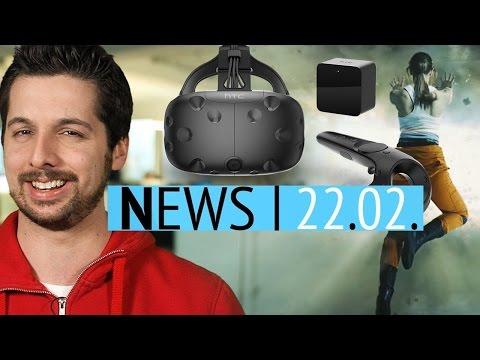 HTC Vive teurer als Oculus Rift - Bioshock-Collection für PS4 & Xbox One aufgetaucht - News