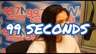 99 Seconds with Stephanie Poetri