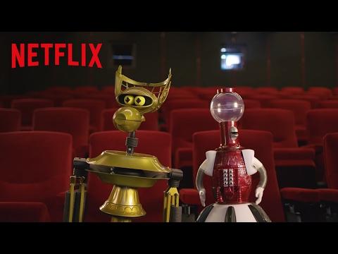 MST3K   Tom Servo & Crow Watch Netflix [HD]   Netflix