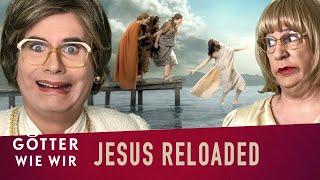 Jesus reloaded – Als Jesus noch mal auf die Erde kam
