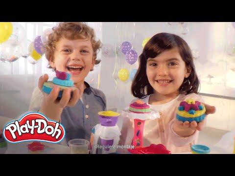 Play-Doh Town España | 'Fiesta de Pasteles' Comercial de TV