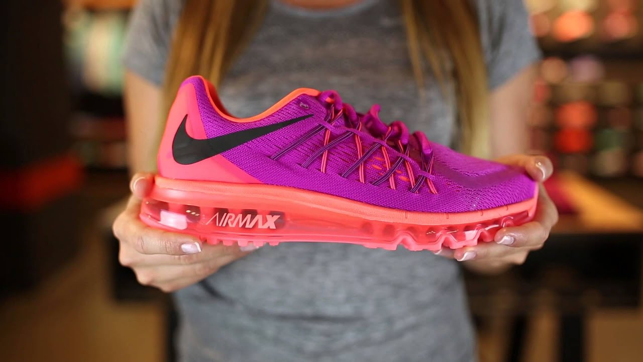 Nike Air Max 2015 Özellikleri
