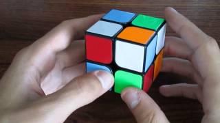 2x2 ortega method walkthrough solves