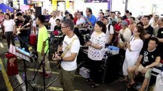 Judy, Judy, Judy + More than I can say + The young ones -- Ah Lam & Sunny -- 3L樂隊160710 N
