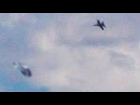 UFO CHASED BY JET IN ARIZONA MAY 2013