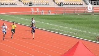 2015 聖公會李福慶中學 友校接力賽