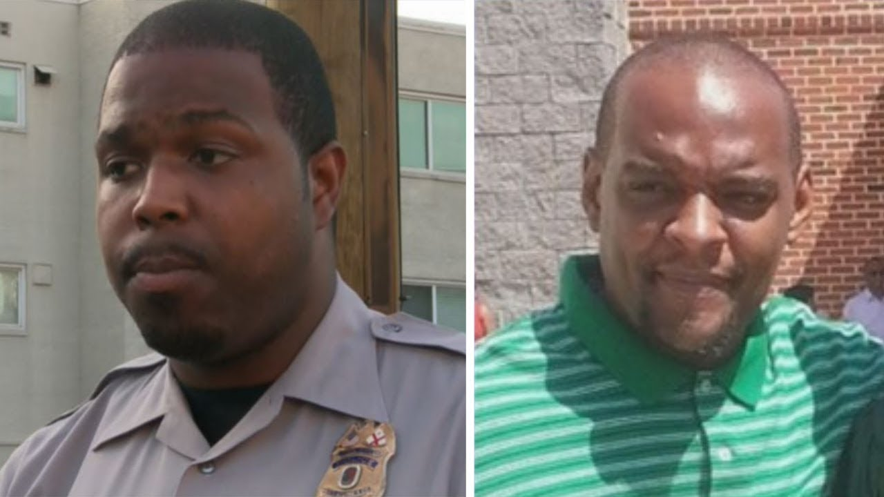 Black Cop Charged for Killing Black Man With Hands Cuffed Behind His Back!