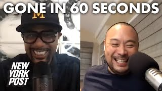 Gone in 60 Seconds with Jalen Rose and David Chang | New York Post
